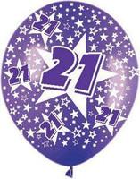 21 Met Purple All over print