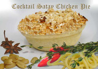COCKTAIL CHICKEN PIES 12