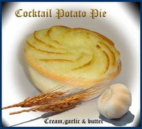 COCKTAIL POTATO PIES 12