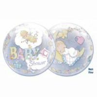 Baby Shower Balloon Bubble