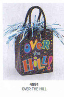 PK 1 OVER THE HILL BAG WEIGHT