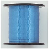 RIBBON CURLING .IRIDESCENT  BLUE 225m