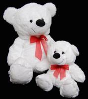 BEAR JELLY - WHITE 23CM