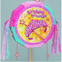 Birthday Princess Pinata