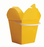 NOODLE BOX YELLOW S
