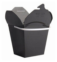 NOODLE BOX BLACK L