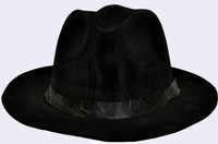 HAT TRILBY FELT LOOK