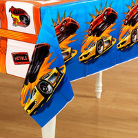 HOT WHEELS SPEED CITY TABLE COVER