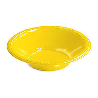 BOWL YELLOW 180mm P25