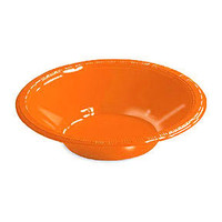 BOWL ORANGE 180mm P25