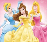 Disney Princess edible image (26cm x 19cm