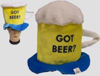 JUMBO BEER HAT 58 X 24 CM