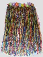 NEON ADULT HULA DRESS  86 CM