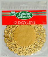 """DOYLEY 6"""" GOLD P12"""
