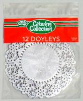 "DOYLEY 6"" SILVER P12"