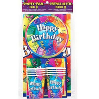 Party Pack Brilliant Birthday Party