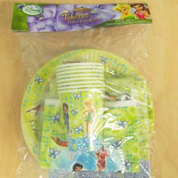 Party Pack 40pc Fairies