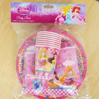 Party Pack Disney Princess 40 pcs