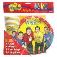 Party Pack Wiggles 40