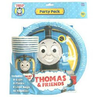 Party Pack Thomas & Friends 40 Pieces