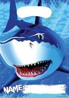 Shark Splash Loot Bag 8 pcs