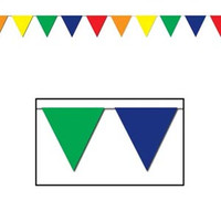 OUTDOOR FLAG BANNER 10 METRES X 30 CM