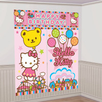 Hello Kitty Giant Decorating Kit