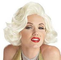 Wig Marilyn Deluxe
