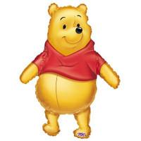 """Winnie Super Shape 22"""" x 29"""" Foil Balloon"""