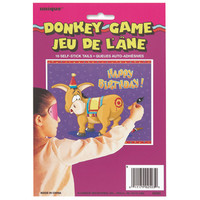 Donkey Game Happy Birthday