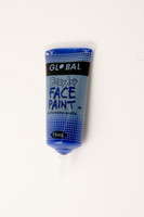 Face Paint 15 ml Ultra Blue