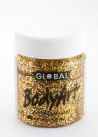 Face Paint 45 ml Gold Glitter