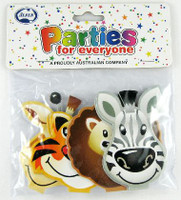 Zoo Animal Note Books pack 6