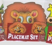 Placemat Sets 2 Coasters 2