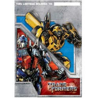 Loot Bags Transformers 3 - Pack of 8