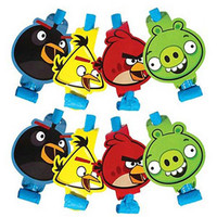 Angry Bird Blowouts 8