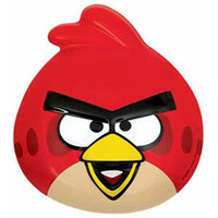 Mask Angry Birds, Vacuum Formed -