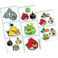 Angry Birds Tatoos 16