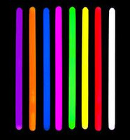 Light Sticks Various Colours 12 inch