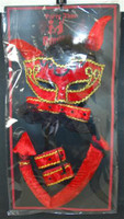 Devil Set with Mask