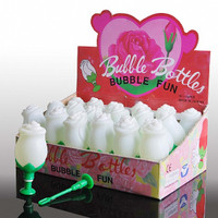 Rose Stem Bubbles 24 PCS