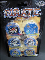 Pirate Maze Puzzle 6 PCS