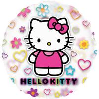 66cm Hello Kitty See-Thru Balloon