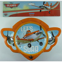 Disney Planes Paper Plates (23cms) - Pack of 8