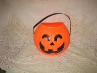 Halloween Bucket with mini Buckets inside
