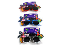 Hawaiin Party Glasses White