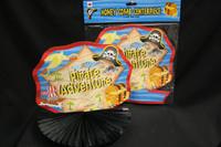 Pirate Adventure Honeycomb Centrepiece