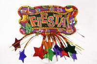 Fiesta Honeycomb Centrepiece