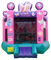Jumping Castles for Hire Barbie