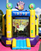 Jumping Castles for Hire - Hi 5